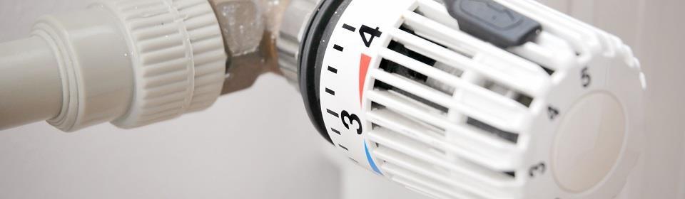 reparatie verwarming knop